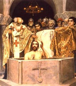 Как подготовиться к крещению взрослому?