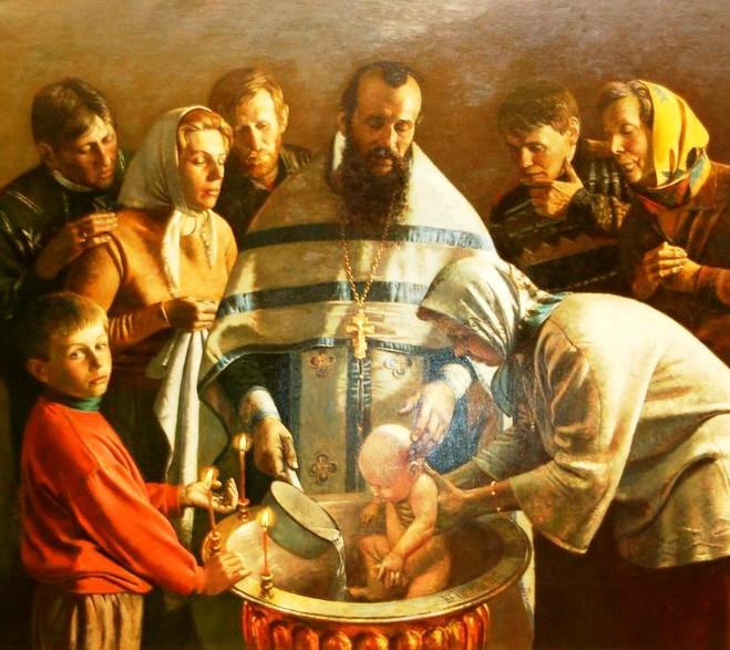 Как подготовиться к крещению ребенка?