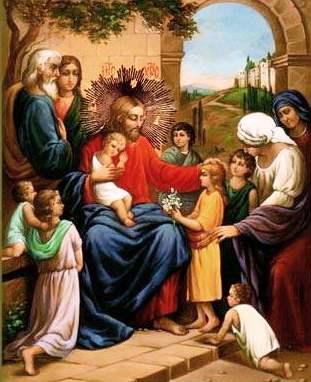 Почитай отца твоего и мать, да будешь благословен на земле и долголетен